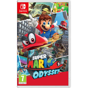 Jeu SWITCH Mario Odyssey