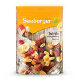 Seeberger Trail-mix - Mélange De Fruits Secs - 150g