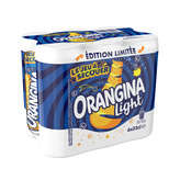 Orangina Zéro - Boisson Gazeuse À La Pulpe D'orange - 6x33cl