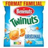 Cacahuètes enrobées goût salé Bénénuts