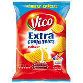 Vico VICO Extra craquantes - Chips - Nature - 300g
