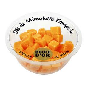 Dés de mimolette vieilles - 26% mg