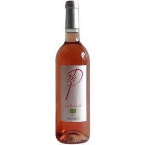 Bergerac - MP - Vin rosé - Biologique