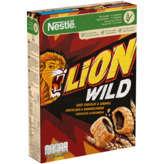 Nestlé Lion Wild - Céréales Caramel Fourrées Au Chocolat - 410g