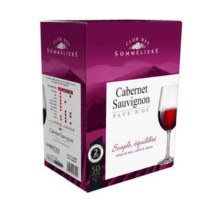 VDP cabernet sauvignon 12,5%
