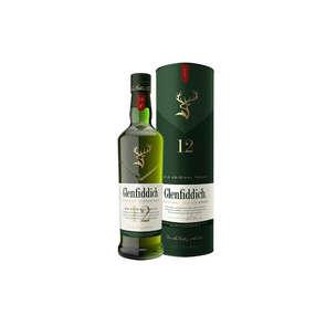 Single Malt Scotch Whisky - 12 ans d'âge - Alc. 40% vol.