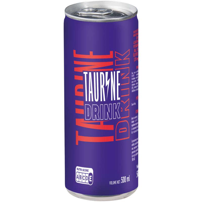 CASINO Taurine drink - Boisson énergisante