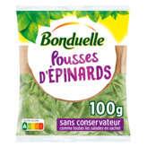 Bonduelle Epinards - 100g