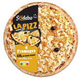 Sodeb'O La Pizza - 4 Fromages - 4