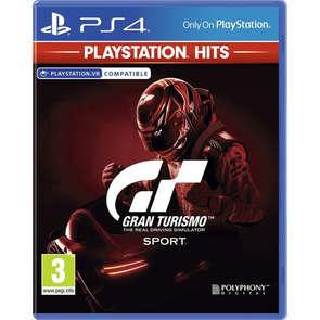 Jeu PS4 Gran Turismo Sports Hits
