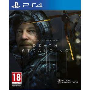 Jeu PS4 Death Stranding