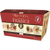 Ballotin alcools de France x22 chocolats liqueur ABTEY 220g
