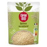 Céréal Bio Quinoa - Au Naturel - Biologique - 220g