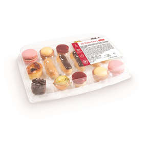 Petits fours fruits - x16
