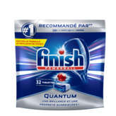 Finish Quantum - Powerball - Tablettes Lave-vaisselle - X