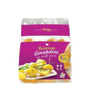 Pommes de terre de consommation à chair ferme - Variété Amandine - Cat. 1 - Cal. 38/35