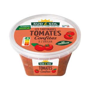 Tapenade de tomate mi-séchée