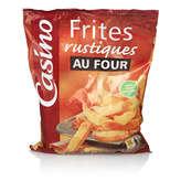 Casino - Frites rustiques