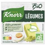 Knorr Bouillon Deshydraté De Légumes - Biologique - 60g