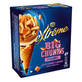 Nestlé Nestle Extrême - Chunky Factory - Cônes Glacés - Caramel Et... - 2