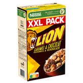 Nestlé LION Céréales au caramel et chocolat - 1kg