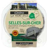 Selles-sur-cher - Au lait cru - AOP 150g