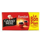 Grand' Mère Familial - Café Moulu - 4x250g
