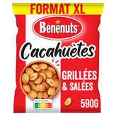 BENENUTS Cacahuètes 590g