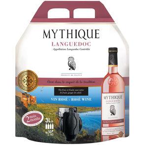 Languedoc Roussillon - Mythique - Vin rosé