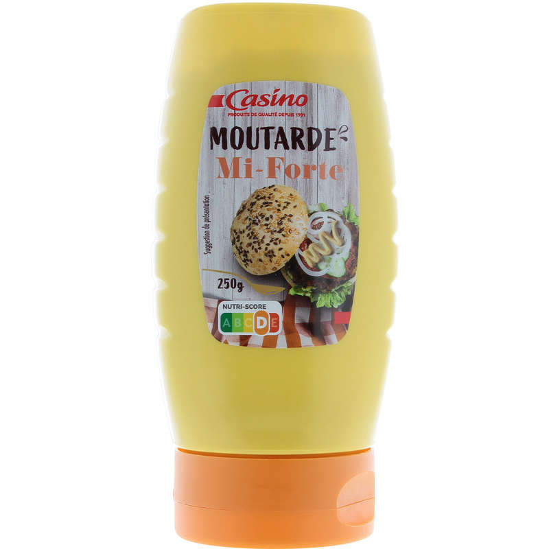 Moutarde mi-forte - Squeezer