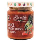 Florelli FLORELLI Sauce tomates cerise et olives - 250g