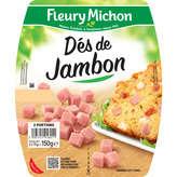 Fleury Michon Dés De Jambon De Paris - 2