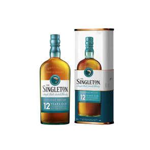 Whisky - 12 ans d'âge - Single malt scotch whisky - Alc. 46% vol.