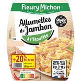 Fleury Michon Allumettes De Jambon - Label Le Porc Français - 2