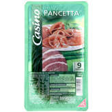 CASINO Pancetta - 9 tranches 100g