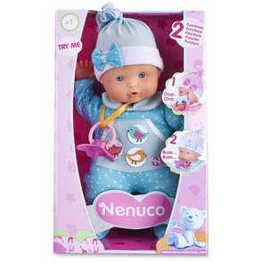 Poupon Nenuco soft 30cm