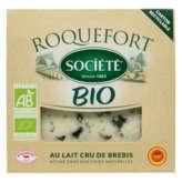 Société Roquefort - Biologique - 100g