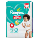 Pampers Baby Dry - Pants - Culotte Bébé - Taille 6 - X19