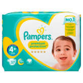 Pampers Premium Protection - Couches - Taille 4 - X37