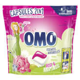 Omo Omo Lessive Capsules 2en1 - Tropical - 30 Capsules - X