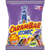 Carambar Atomic - Bonbons - Acide - 326g