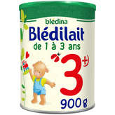 Blédina Bledina  - Croissance + - Lait De Suite 3 - Poudre ...