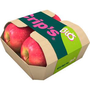Pommes Cripps Pink - Biologique - Cat. 1 - Cal. 136+