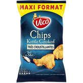 chips - sel de mer -
