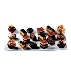 Petits fours chocolat - x16