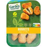 Herta Le Bon Végétal - Nuggets Soja Et Blé -