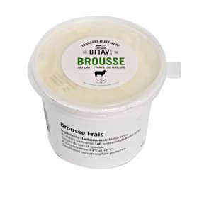 Brousse au lait frais de brebis - 11,2% mg