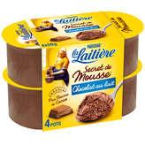 Nestlé Nestle La Laitière - Secret De Mousse - Mousse Lactée - Choc... - 4