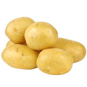 Pommes de terre de consommation à  chair ferme - Cat. 1 - Cal. +50