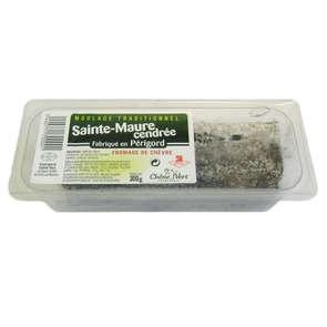 Sainte Maure cendrée - 17% mg
